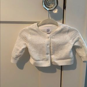 Baby Gap 0-3 Month Sweater
